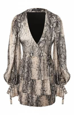 Платье с принтом Wandering WGW19413