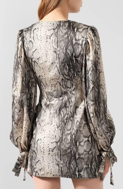 Платье с принтом Wandering WGW19413 - 4