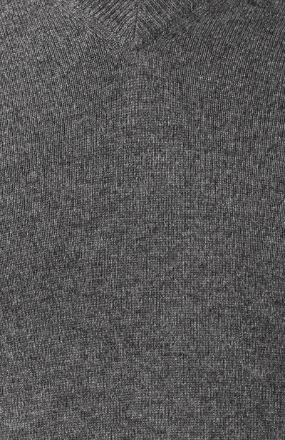 Кашемировый пуловер тонкой вязки Brunello Cucinelli M2200162 - 5