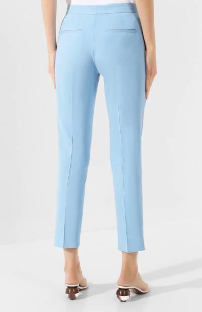 Льняные брюки Rag&Bone W29471635 - 4
