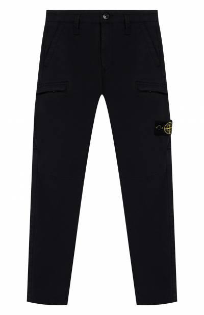 Хлопковые брюки Stone Island 711630111/6-8 - 1