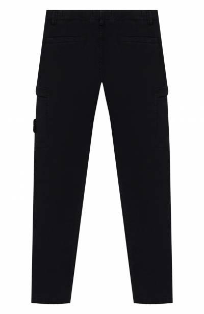 Хлопковые брюки Stone Island 711630111/6-8 - 2