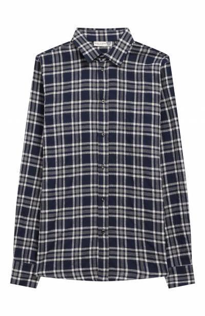 Хлопковая рубашка Dal Lago DL08QM/8719/17/L-18/XL - 1