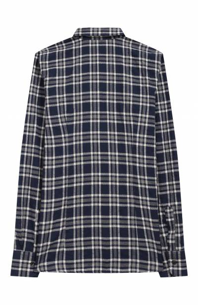 Хлопковая рубашка Dal Lago DL08QM/8719/17/L-18/XL - 2