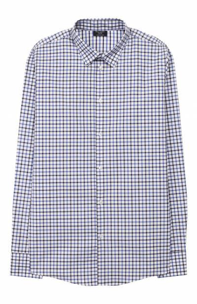 Хлопковая рубашка Dal Lago N402QM/8710/17/L-18/XL - 1