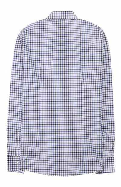 Хлопковая рубашка Dal Lago N402QM/8710/17/L-18/XL - 2