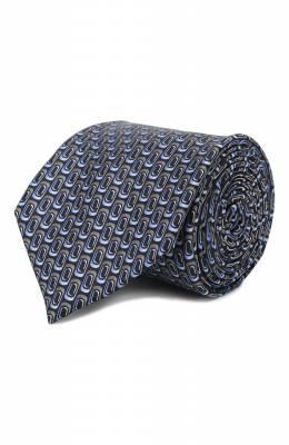 Шелковый галстук Zilli 50292/TIES