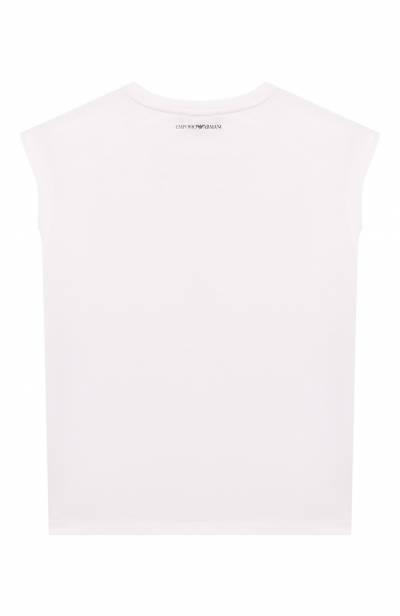 Комплект из футболки и шорт Emporio Armani 3H4VJC/4J09Z - 3