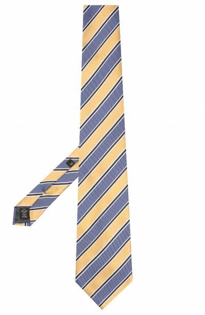 Шелковый галстук Ermenegildo Zegna Z5D11/1XW - 2