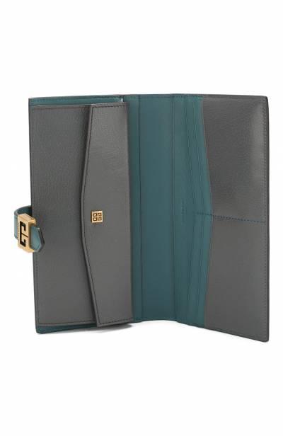 Кожаный кошелек GV3 Givenchy BB6094B056 - 3