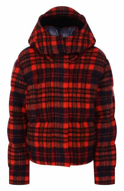Пуховая куртка Chloe CHC19WMA43075 - 1