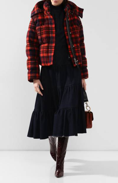 Пуховая куртка Chloe CHC19WMA43075 - 2