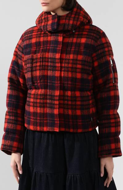 Пуховая куртка Chloe CHC19WMA43075 - 3