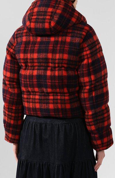Пуховая куртка Chloe CHC19WMA43075 - 4