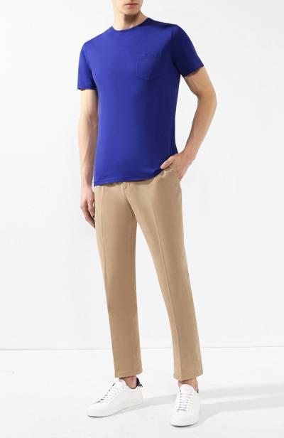 Хлопковая футболка Ralph Lauren 790687036 - 2