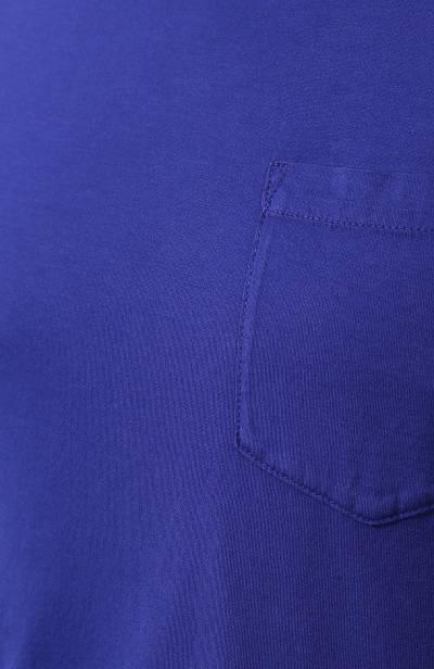 Хлопковая футболка Ralph Lauren 790687036 - 5