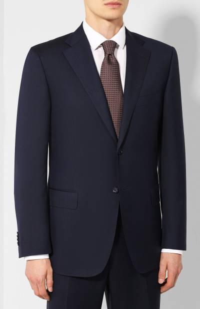 Шерстяной костюм Corneliani 847315C9817321/00 - 2