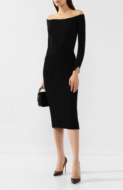 Шерстяная юбка Mrz FW19-0008 - 2