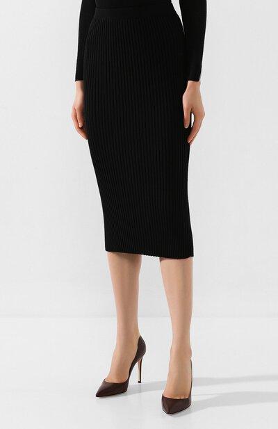 Шерстяная юбка Mrz FW19-0008 - 3