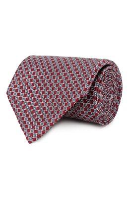 Шелковый галстук Brioni 062H00/08475
