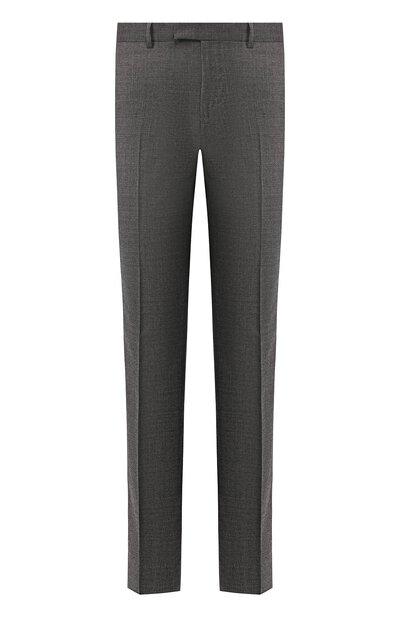 Шерстяные брюки Z Zegna 6ZF090/7FSAC2 - 1