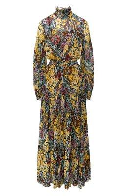 Шелковое платье Wandering WGW19516