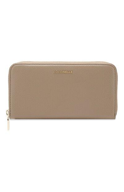Кожаный кошелек Coccinelle E2 EW5 11 04 01 - 1