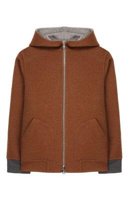 Двусторонняя куртка из кашемира Brunello Cucinelli BL4549936C