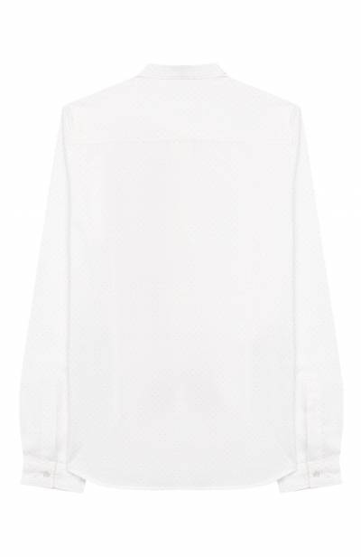 Хлопковая рубашка Dondup BC067/TY0004B/XXX - 2