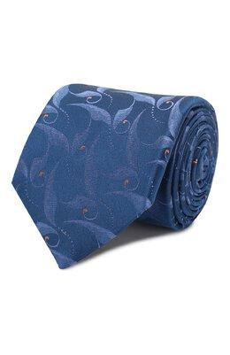 Шелковый галстук Zilli 50323/TIES