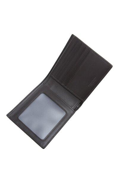 Кожаное портмоне с плетением intrecciato Bottega Veneta 138625/V4651 - 4