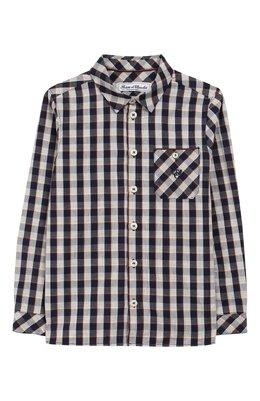 Хлопковая рубашка Tartine Et Chocolat TP12083/4A-5A