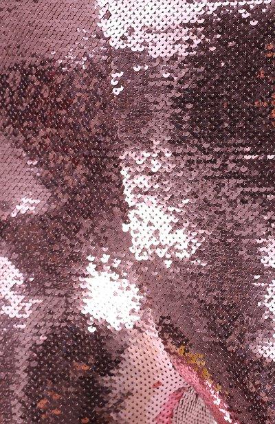 Брюки-скинни с пайетками Tom Ford PAJ019-FAE360 - 5