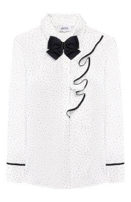 Хлопковая блузка Aletta AC999312ML/9A-16A