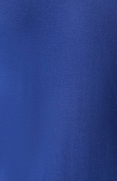 Шелковая футболка Brioni UMR00L/P8K08 - 5