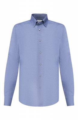 Льняная рубашка Brioni SCAD0L/PZ114