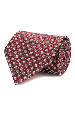Шелковый галстук Brioni 062H00/0840C