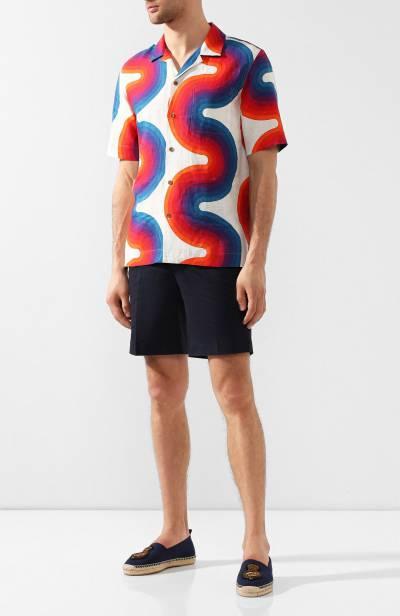 Текстильные эспадрильи Ralph Lauren 815744314 - 2