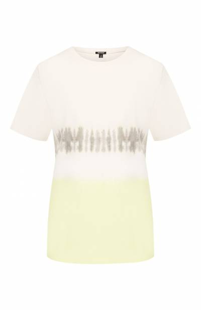Хлопковая футболка Monrow HT0415-49 - 1