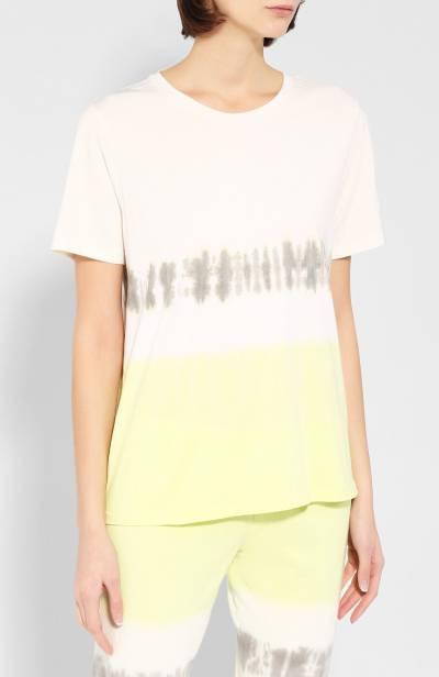 Хлопковая футболка Monrow HT0415-49 - 3