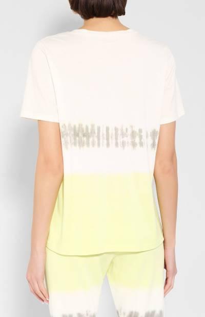 Хлопковая футболка Monrow HT0415-49 - 4