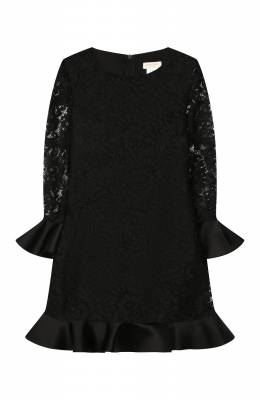 Платье с кружевной отделкой David Charles 3122