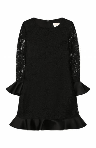 Платье с кружевной отделкой David Charles 3122 - 1