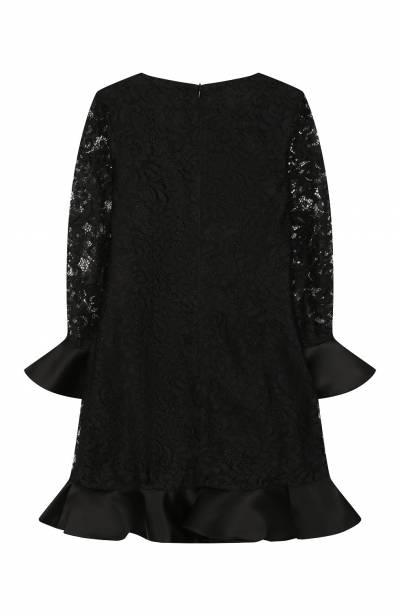 Платье с кружевной отделкой David Charles 3122 - 2