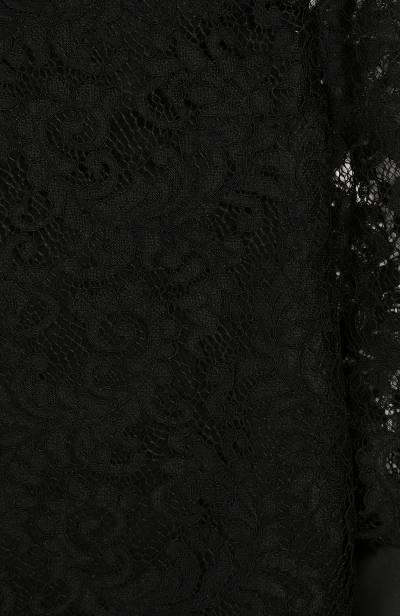 Платье с кружевной отделкой David Charles 3122 - 3