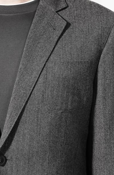 Шерстяной пиджак Giorgio Armani 8WGGG02B/T018Z - 5