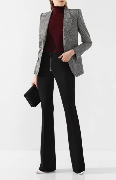 Шерстяные брюки Tom Ford PAW258-FAX431 - 2