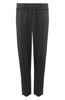 Шерстяные брюки Brunello Cucinelli M0H61P6897