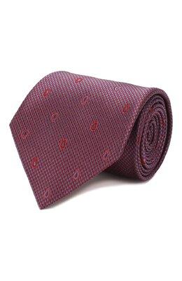 Шелковый галстук Brioni 062I00/P9491