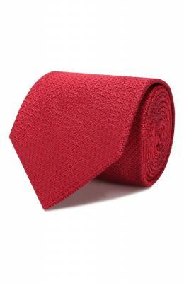 Шелковый галстук Brioni 062H00/08437